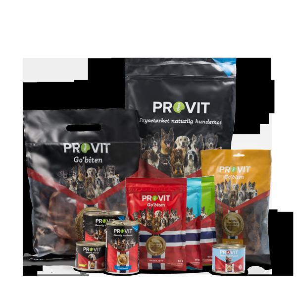 Bilde av Provit produkter